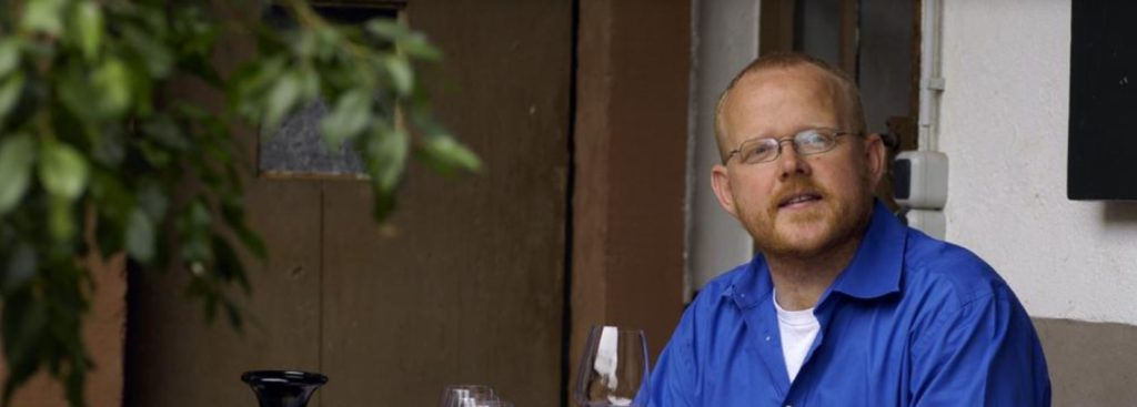 Jürgen von der Mark Weinprobe