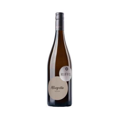 Weingut Riffel Allegretto Perlwein trocken 2018 bio