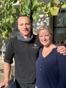 Jochen und Christine Gradolph