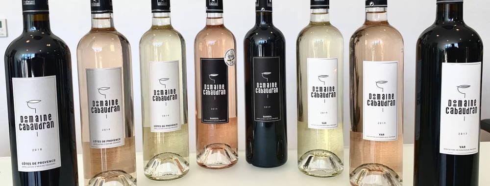 Flaschen Cabaudran